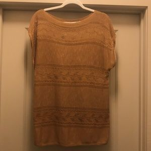 Forever 21 woven tunic